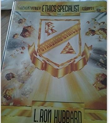 Scientology ethics specialist course
