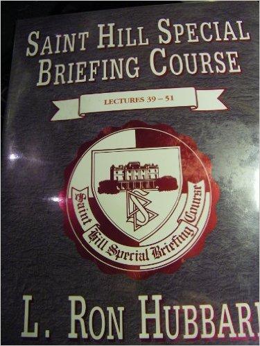 SHSBC Briefing Course
